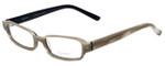 Vera Wang Designer Eyeglasses Splendor in Gray 49mm :: Progressive