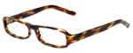 Vera Wang Designer Eyeglasses V153 in Tortoise 53mm :: Progressive