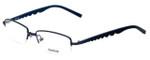 Reebok Designer Eyeglasses R1001-Navy in Navy 52mm :: Progressive