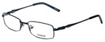 Reebok Designer Eyeglasses R2007-DBB in Navy 52mm :: Progressive