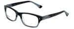 Reptile Designer Eyeglasses Boomslang in Grey-Fade 53mm :: Custom Left & Right Lens