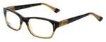 Reptile Designer Eyeglasses Lacerta in Striped-Blonde 53mm :: Custom Left & Right Lens