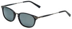 Reptile Designer Polarized Sunglasses Wolf in Black with Grey Lens