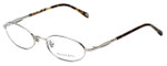 Tiffany Designer Eyeglasses TF1002-6004 in Silver 49mm :: Rx Single Vision