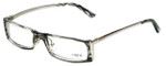 Fred Lunettes Designer Eyeglasses St. Moritz C1-002 in Grey-Marble 52mm :: Rx Single Vision