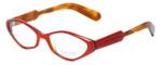 Paul Smith Designer Eyeglasses PS290-BORBH in Red 52mm :: Custom Left & Right Lens
