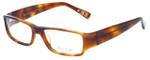 Paul Smith Designer Eyeglasses PS291-BH in Brown-Horn 55mm :: Custom Left & Right Lens