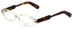 Paul Smith Designer Eyeglasses PS296-BECRDM in Crystal-Yellow 52mm :: Custom Left & Right Lens