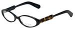 Paul Smith Designer Eyeglasses PS296-OXDTBK in Black 52mm :: Custom Left & Right Lens