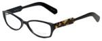 Paul Smith Designer Eyeglasses PS297-OXDTBK in Black 52mm :: Custom Left & Right Lens