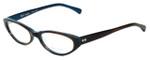 Paul Smith Designer Eyeglasses SYD-TUSTL in Brown-Horn 51mm :: Custom Left & Right Lens