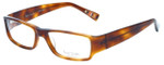 Paul Smith Designer Eyeglasses PS291-BH in Brown-Horn 55mm :: Rx Single Vision