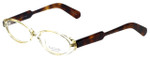 Paul Smith Designer Eyeglasses PS296-BECRDM in Crystal-Yellow 52mm :: Rx Single Vision