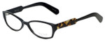 Paul Smith Designer Eyeglasses PS297-OXDTBK in Black 52mm :: Rx Single Vision