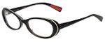 Paul Smith Designer Eyeglasses PS415-BAK in Black 51mm :: Rx Single Vision