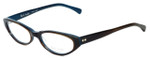 Paul Smith Designer Eyeglasses SYD-TUSTL in Brown-Horn 51mm :: Progressive