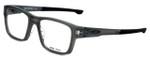 Oakley Designer Eyeglasses Splinter OX8077-0252 in Satin-Grey-Smoke 52mm :: Rx Single Vision