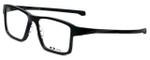 Oakley Designer Eyeglasses Chamfer2.0 OX8040-0154 in Satin-Black 54mm :: Progressive