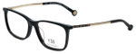 Carolina Herrera Designer Eyeglasses VHE722K-0700 in Black 53mm :: Rx Single Vision