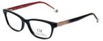 Carolina Herrera Designer Eyeglasses VHE725K-0700 in Black 50mm :: Rx Single Vision