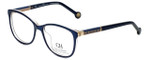 Carolina Herrera Designer Eyeglasses VHE734K-09MF in Blue 50mm :: Rx Single Vision