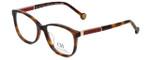Carolina Herrera Designer Eyeglasses VHE734K-752Y in Tortoise 50mm :: Progressive