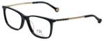 Carolina Herrera Designer Eyeglasses VHE722K-0700 in Black 53mm :: Rx Bi-Focal