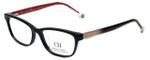 Carolina Herrera Designer Eyeglasses VHE725K-0700 in Black 50mm :: Rx Bi-Focal