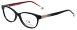Carolina Herrera Designer Eyeglasses VHE726K-700Y in Black 50mm :: Rx Bi-Focal