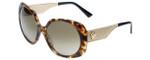 Versace VE4331-98813 Designer Sunglasses in Havana with Gradient Brown Lens