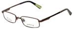 Orvis Designer Eyeglasses Flight in Brown-Green 50mm :: Rx Single Vision