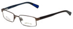 Orvis Designer Eyeglasses Force in Brown 48mm :: Rx Single Vision