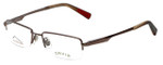 Orvis Designer Reading Glasses Hero in Brown 49mm