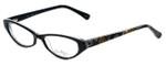 Vera Bradley Designer Eyeglasses Isabella-YBD in Yellow-Bird 51mm :: Rx Single Vision