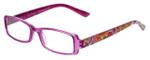 Vera Bradley Designer Eyeglasses Monica-CLM in Clementine 49mm :: Rx Single Vision