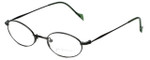 John Lennon Designer Eyeglasses JLC103-Green in Green 47mm :: Rx Single Vision