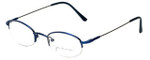 John Lennon Designer Eyeglasses JLC105-Blue in Blue 45mm :: Rx Single Vision