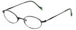 John Lennon Designer Reading Glasses JLC103-Green in Green 47mm