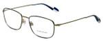 Polo Ralph Lauren Designer Eyeglasses PH1131-9116-55mm in Gold/Blue 55mm :: Custom Left & Right Lens