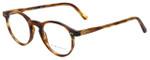 Polo Ralph Lauren Designer Eyeglasses PH2083-5007-46mm in Stripe-Havana 46mm :: Custom Left & Right Lens