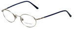 Polo Ralph Lauren Designer Eyeglasses PH1121-9062 in Silver 47mm :: Rx Single Vision