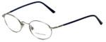 Polo Ralph Lauren Designer Eyeglasses PH1121-9062 in Silver 47mm :: Progressive