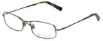 John Varvatos Designer Eyeglasses V105 in Pewter 51mm :: Progressive