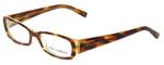 Dolce & Gabbana Designer Eyeglasses DG3085-928 in Havana-Yellow 51mm :: Rx Single Vision