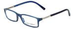 Dolce & Gabbana Designer Eyeglasses DG3096-1731 in Blue 54mm :: Rx Single Vision