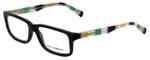 Dolce & Gabbana Designer Eyeglasses DG3148P-2756 in Matte-Black 55mm :: Rx Single Vision