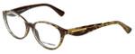 Dolce & Gabbana Designer Eyeglasses DG3173-2746 in Leaf-Gold 53mm :: Rx Single Vision