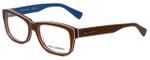 Dolce & Gabbana Designer Eyeglasses DG3178-2767 in Brown 54mm :: Rx Single Vision
