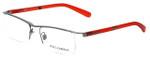 Dolce & Gabbana Designer Eyeglasses DG1249-1231 in Gunmetal 53mm :: Rx Bi-Focal