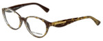 Dolce & Gabbana Designer Reading Glasses DG3173-2746 in Leaf-Gold 53mm
